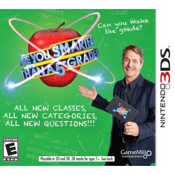 Are You Smarter Than A 5th Grader? (Nintendo 3DS, 2014)