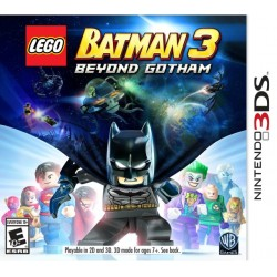 The LEGO Movie Videogame (Nintendo 3DS, 2014)