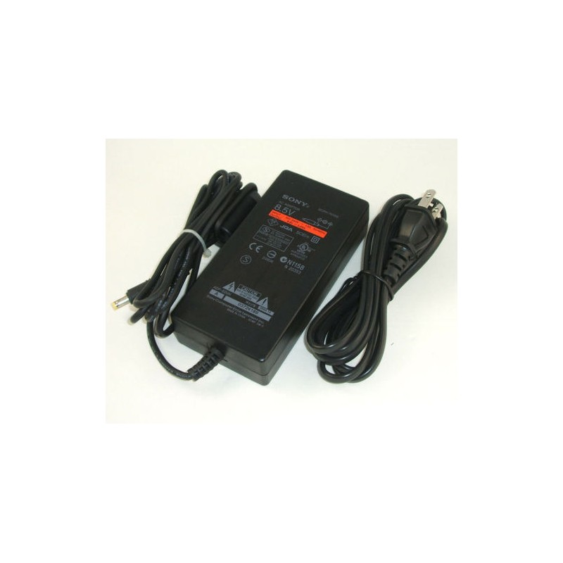 sony playstation 2 slim. sony playstation 2 slim ac adapter oem scph-79100 playstation