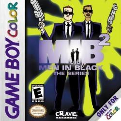 Men in Black 2: The Series (Nintendo Game Boy Color, 2001)