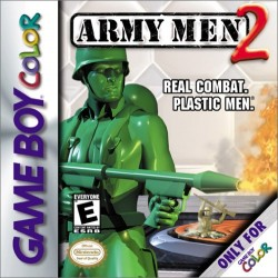 Army Men 2 (Nintendo Game Boy Color, 2000)