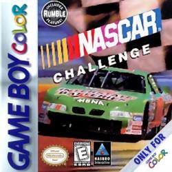 NASCAR Challenge (Nintendo Game Boy Color, 1999)