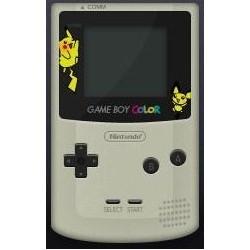 Nintendo Game Boy Color Pokémon Edition Silver handheld