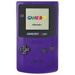 Nintendo Game Boy Color Grape handheld