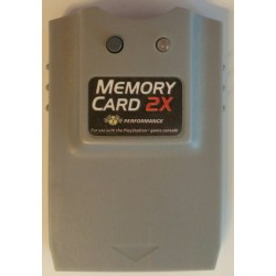 3rd party PlayStation memory card 2MB