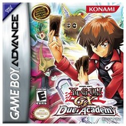 Yu-Gi-Oh! GX Duel Academy (Nintendo Game Boy Advance, 2006)