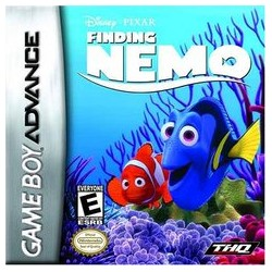 Finding Nemo (Nintendo Game Boy Advance, 2003)