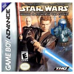 Star Wars: Episode II: Attack of the Clones (Nintendo Game Boy Advance, 2002)