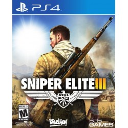 Sniper Elite III (Sony PlayStation 4, 2014)