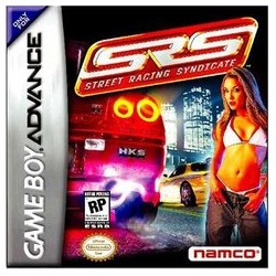 SRS: Street Racing Syndicate ( Nintendo Gameboy Advance, 2006)