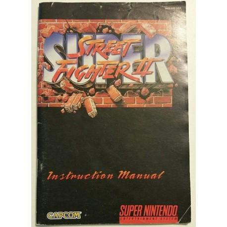 Super Street Fighter Ii Super Nintendo System 1992 Game Igloo