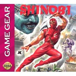 Shinobi (Sega Game Gear, 1991)
