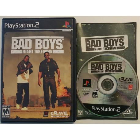 Bad Boys: Miami Takedown (Sony PlayStation 2, 2004)