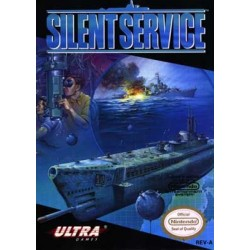 Silent Service (NES, 1989)