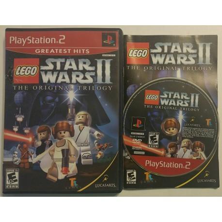 LEGO Star Wars II The Original Trilogy Sony PlayStation 2 2006