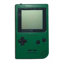 Green Nintendo Game Boy Pocket handheld