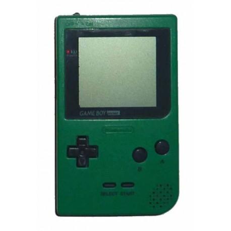 Green Nintendo Game Boy Pocket handheld