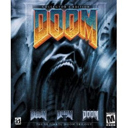 Doom: Collector's Edition (PC, 2001)