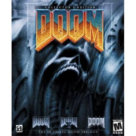 Doom: Collector's Edition (PC, 2001) - Game Igloo