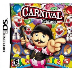 Carnival Games (Nintendo DS, 2010)
