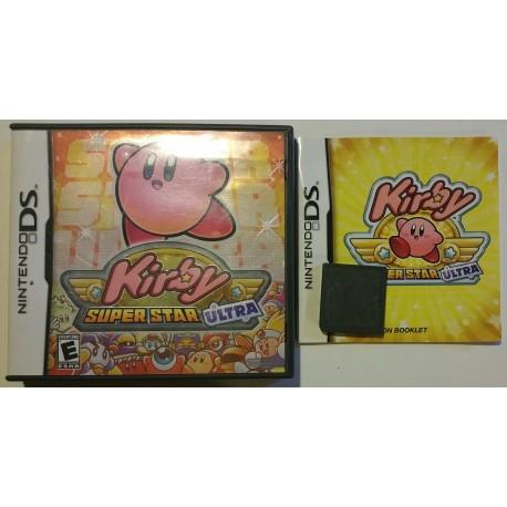 Kirby Super Star Ultra (Nintendo DS, 2008)