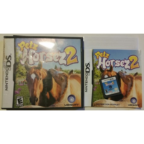 Petz: Horsez 2 (Nintendo DS, 2007)
