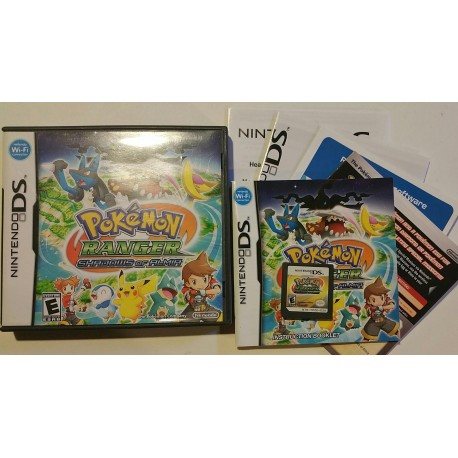 nintendo ds and pokemon