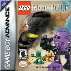 Bionicle (Nintendo Game Boy Advance, 2003)