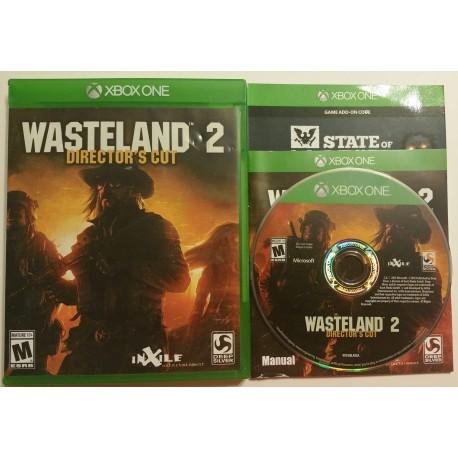 Wasteland 2: Director's Cut (Microsoft Xbox One, 2015)