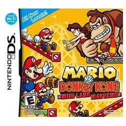 Mario vs. Donkey Kong: Mini-Land Mayhem! (Nintendo DS, 2010)