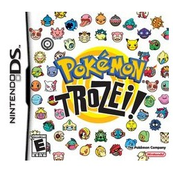 Pokemon Trozei (Nintendo DS, 2006)