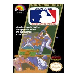 Major League Baseball (Nintendo, 1988)