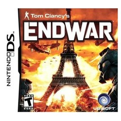 Tom Clancy's EndWar (Nintendo DS, 2008)