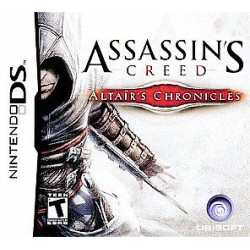 Assassin's Creed: Altair's Chronicles (Nintendo DS, 2008)