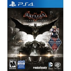 Batman Arkham Knight (Sony PlayStation 4, 2015)