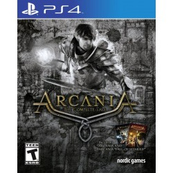 Arcania: The Complete Tale (Sony PlayStation 4, 2015)