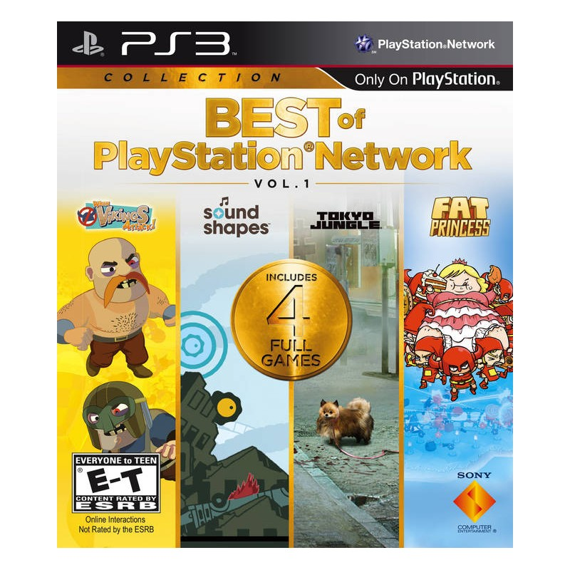 [ Test ] Tokyo Jungle - PS3 Best-of-playstation-network-vol-1-sony-playstation-3-2013