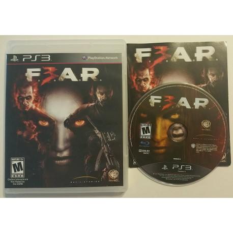 F.E.A.R. 3 (Sony Playstation 3, 2011)