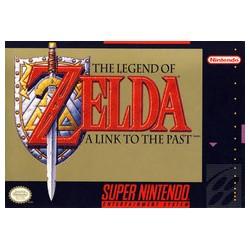 Legend of Zelda: A Link to the Past (Super NES, 1992)