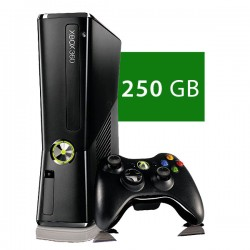 Microsoft Xbox 360 Slim Console 250GB