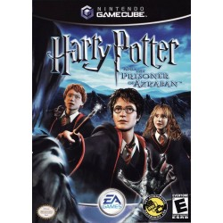 Harry Potter and the Prisoner of Azkaban (Nintendo GameCube, 2004)