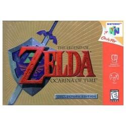 Legend of Zelda: Ocarina of Time -- Collector's Edition (Nintendo 64, 1998)