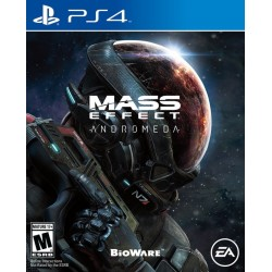 Mass Effect: Andromeda (Sony PlayStation 4, 2017)