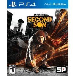 inFAMOUS Second Son (Sony PlayStation 4, 2014)