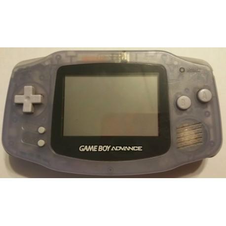 Glacier Game Boy Advance handheld