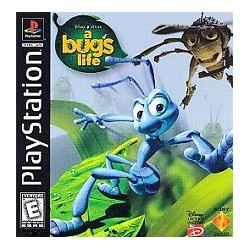 A Bug's Life (PlayStation, 1998)