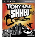Tony Hawk: Shred (Sony PlayStation 3, 2010)