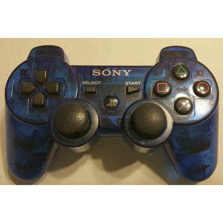 Sony Playstation 3 Cosmic Blue Wireless Controller