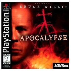 Apocalypse (PlayStation 1, 1998)