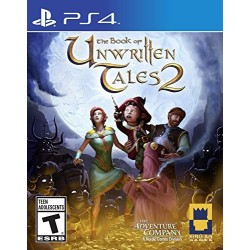 The Book of Unwritten Tales 2 (Sony PlayStation 4, 2016)